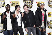 Gym Class Heroes at the Fifth Annual VH1's  HipHop Honors held at Hammerstein Ballroom on October 2, 2008..