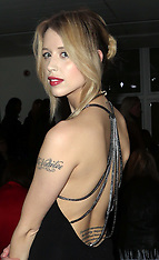 File photo - Peaches Geldof  died of heroin overdose coroner rules