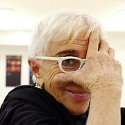 Kunst - ART- CINEMA: LINA WERTM&Uuml;LLER, Filmemacherin, Regisseurin aus Italien in Besuch in Berlin.Here: LINA WERTMUELLER, Italian Filmmaker, 10.12.2004<br /> &copy; Christian Jungeblodt