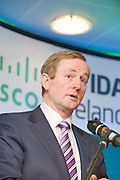 Taoiseach Enda Kenny, TD, announces investment support in Ciscos R&D facility with the creation of over 115 new engineering positions.-          26 million investment increases global mandate of Ciscos Galway operation. ..Taoiseach Enda Kenny, TD,yesterday announced that Cisco, the worlds largest supplier of networking products, is to invest 26 million at its Galway Research and Development (R&D) facility over the next two years, with the creation of 115 new R&D positions The investment is supported by the Irish Government through IDA Ireland.  Recruitment commenced in the latter half of 2011 and is continuing in multiple product and technology areas.. Photo:Andrew Downes.