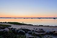 Sunrise, Sag Harbor Bay, Sag Harbor, NY