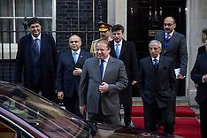 DEC 05 2014 David Cameron meets Prime Minister Sharif of Pakistan