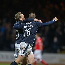 Dundee v Ross County, SPFL Premiership 4/1/2015