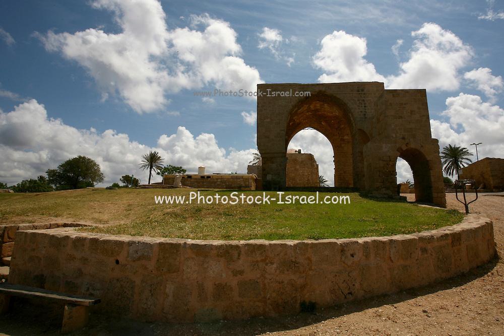 Israel, Western Galilee, The Achziv coastal national Reserve.