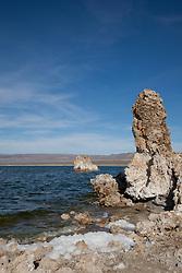 """Tufas at Mono Lake 3"" - These tufas were photographed at the South Tufa area in Mono Lake, California."