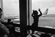 Refugees Leaving For America