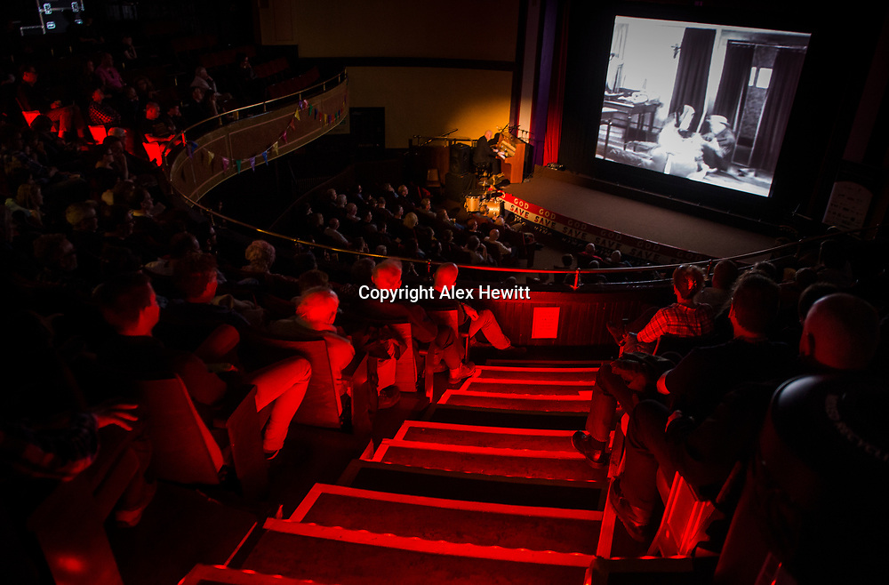 Bo'Ness Hippodrome Festival of Silent Cinema 2017<br /> <br /> picture by Alex Hewitt<br /> alex.hewitt@gmail.com<br /> 07789 871 540