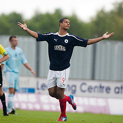 Falkirk v Stirling Albion, Ramsdens Cup, 14th Aug 2012