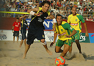 EURO BEACH SOCCER CUP TARRAGONA 2007
