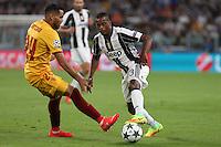14.09.2016 - Champions League - Juventus-Siviglia - nella foto : Patrice Latyr Evra - calcio serie A - Juventus
