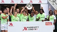 MAY 11 2014 London 7s Plate Final South Africa v Kenya