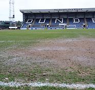 09-03-2013 - Dens Park pitch inspection