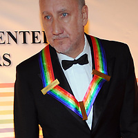 Pete Townsend attends the 31st annual Kennedy Center Honors, at the John F Kennedy Center for the Performing Arts in Washington, DC on December 07, 2008