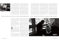 """Emanuel Ax: The Modest Virtuoso"", Columbia Magazine, Fall 2008"