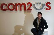 Casey Lee, Head of Com2us USA, Inc.