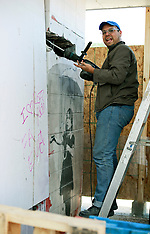 21feb14-Banksy Removal