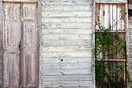 Weathered house in San Antonio de Rio Blanco, Mayabeque, Cuba.