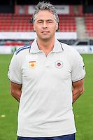 ROTTERDAM - Persdag SBV Excelsior , Voetbal , Seizoen 2015/2016 , Stadion Woudestein , 09-07-2015 , Videoanalist en verdedigertrainer Marco Gentille