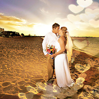 Kristie & Brock's Wedding Day - All Images