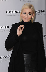 Michelle Collins attends A special VIP performance of Peter Pan at The Chickenshed Theatre, Chase Side, London N14 on Sunday 4 January 2015