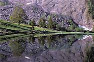 Obersee, Glarus Canton, Switzerland,