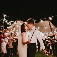 Into the Wild ~ Michelle & Graham's Braisty Estate Summerbridge Wedding