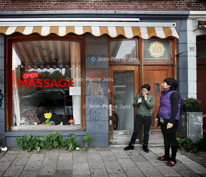 massage amsterdam sex massage happy ending