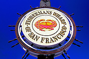 Image of Fisherman's Wharf of San Francisco, California,