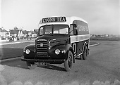1954 - Thames 4D diesel van for  J. Lyons and Co. Ltd.