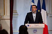 Hollande Tsipras