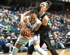 2015 ACC Women's Basketball Tourney (Greensboro, NC)