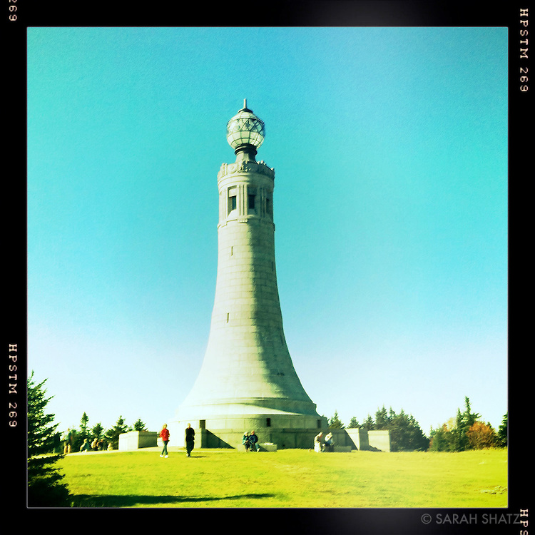 War Memorial Tower, Mount Greylock