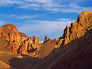 Rock formations in Leslie Gulch, southeastern Oregon. A Bureau of Land Management Area of Critical Environmental Concern.