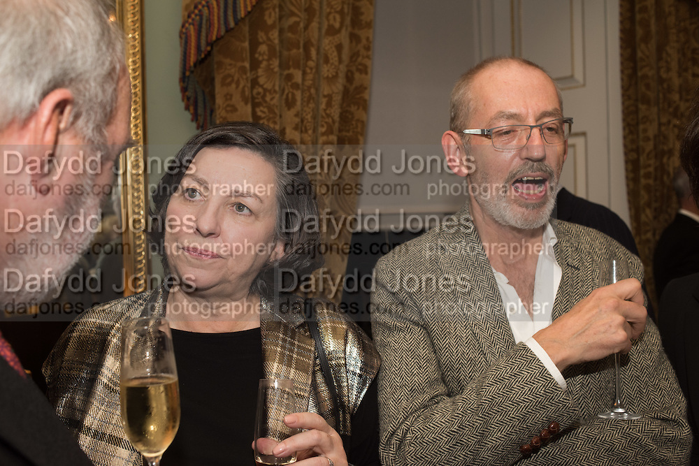 VICTORIA BARNSLEY NICHOLAS HOWARD, Everyman 25th Anniversary party, Spencer House. St. James' Place. London. SW1. 26 October 2016