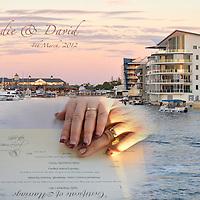 Jodie & David's Wedding-4th March 12