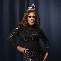 Mary Nolan Mary is a drag queen who performs at AWOL, she is competing in Miss Gay Ohio.(Jodi Miller)