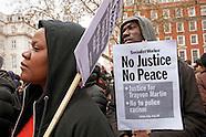 Killing of Trayvon Martin