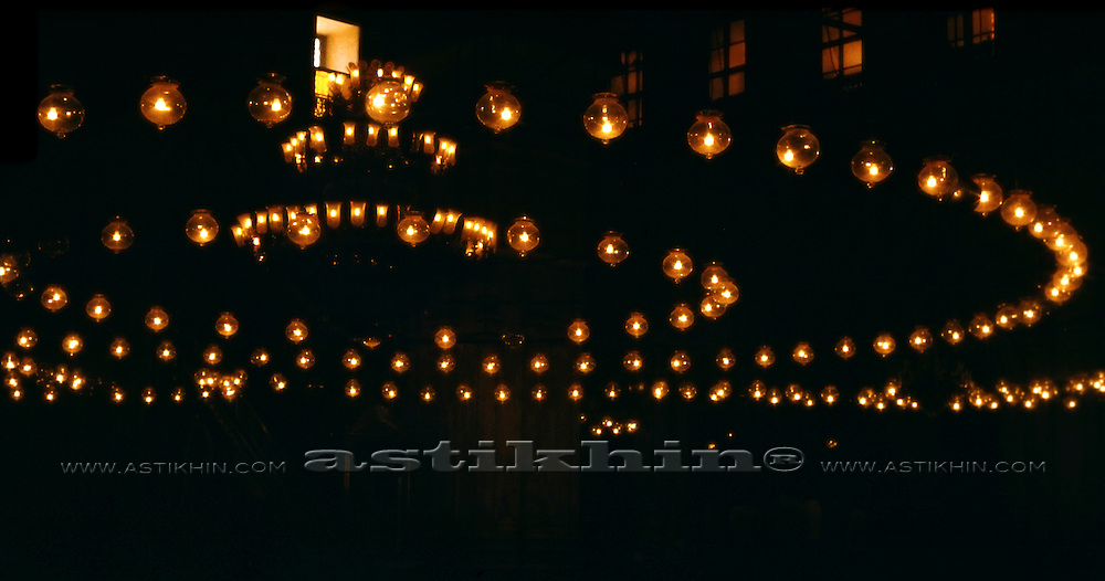 Light in Mosque of Muhammad Ali