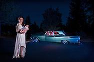 American Dreamscapes /  Horse Butte<br /> <br /> Bend, Oregon, USA, 2014