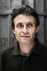 Rodolphe Macia, writer (Paris, Apr. 2011)