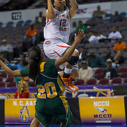 2013 MEAC Basketball Tournament Archives