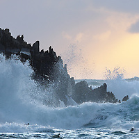 Stormy sea / sm019