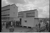1963 - Temporary Caravan Housing.   C281.