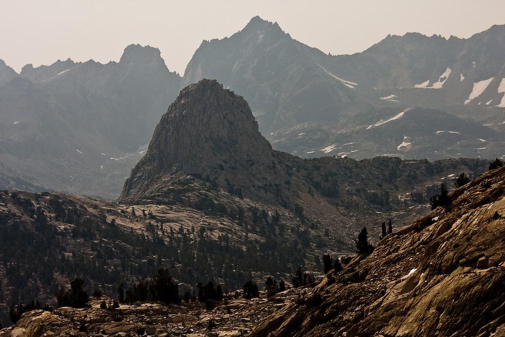 Sixty Lakes Basin, Sierra Nevada of California