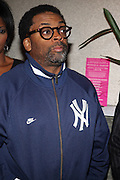 Spike Lee at Rev. Al Sharpton's 55th Birthday Celebration and his Salute to Women on Distinction held at The Penthouse of the Soho Grand on October 6, 2009 in New York City