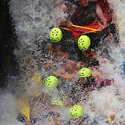 Rafting with Kaituna Cascades