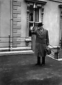 1960 - An Taoiseach ,Sean Lemass.