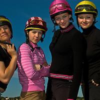 Jockey : Soon a woman's job