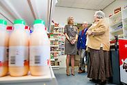 Koningin Maxima bezoekt woensdag 30 maart Dorpshuis Ons Genoegen in Nieuwer Ter Aa.