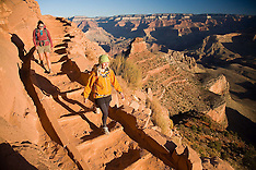Grand Canyon Photos - Scenic, hiking, running, camping images